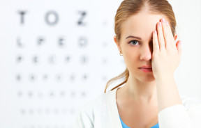 THC utratę wzroku