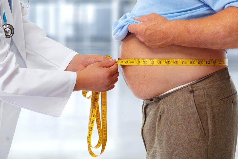 otyłość thc