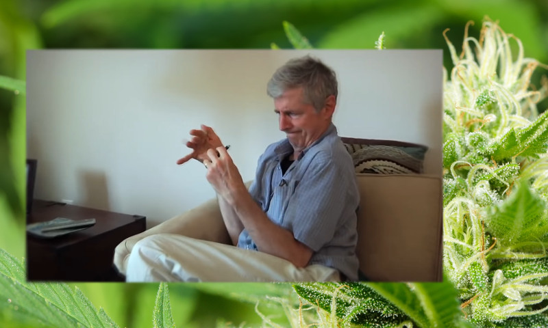 Olej RSO marihuany