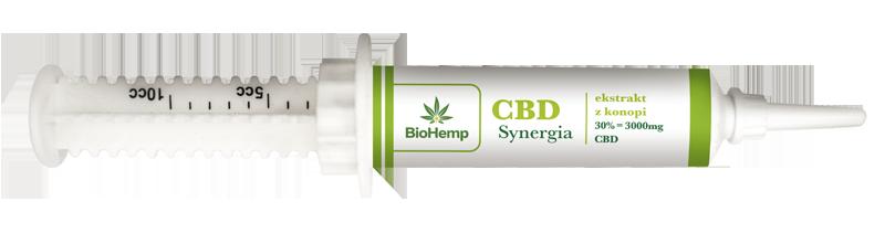 Ekstrakt CBD - BioHemp