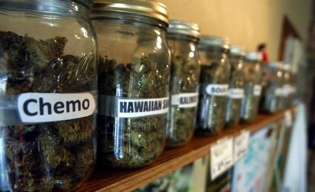 Waporyzacja medycznej marihuany