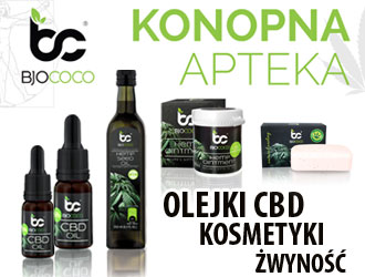 Oleje CBD kosmetyki