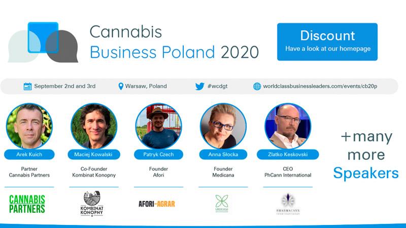 cannabis buisness poland 2020
