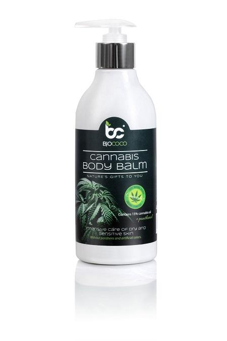 konopny balsam