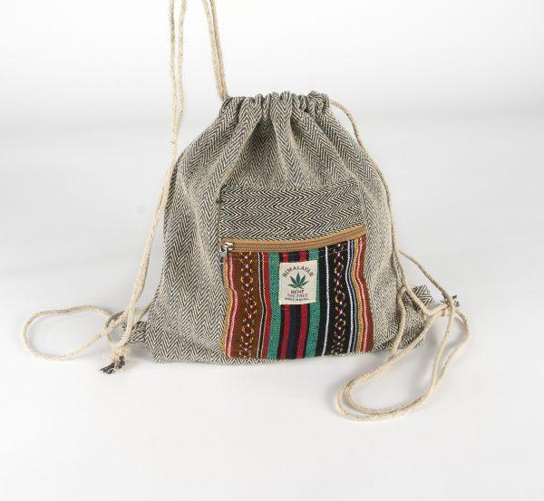 Plecak z bawełny