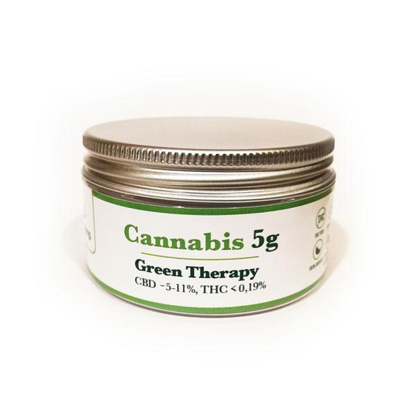Susz CBD ≈ 6 %, Green Therapyś