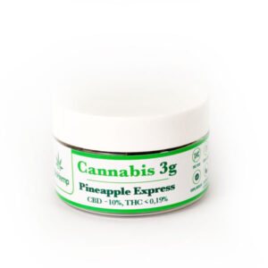 Pineapple Express cannabis susz CBD BioHemp