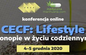 CECF Lifestyle Konopie w życiu codziennym