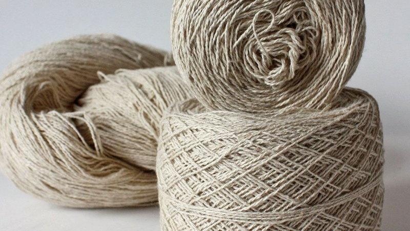 z włókna konopnego powstają sznury i liny