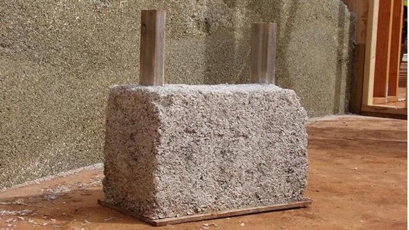 hempcrete beton konopny