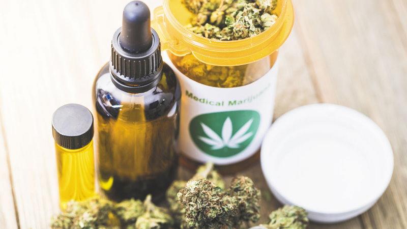 marihuana na własny użytek