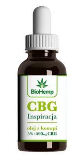 olejek CBG BioHemp