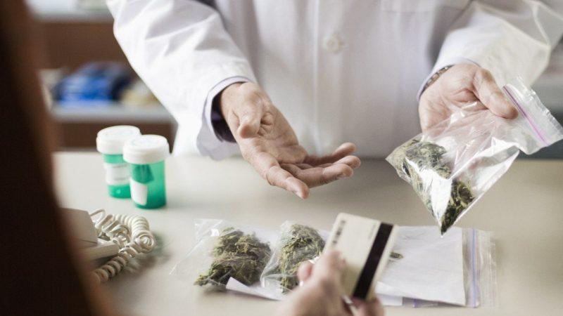 recepta na medyczną marihuanę