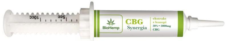 Ekstrakt CBG BioHemp