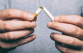 medyczna marihuana ogranicza spożycie nikotyny