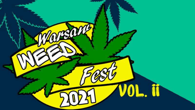 WeedFest Warsaw Festiwal