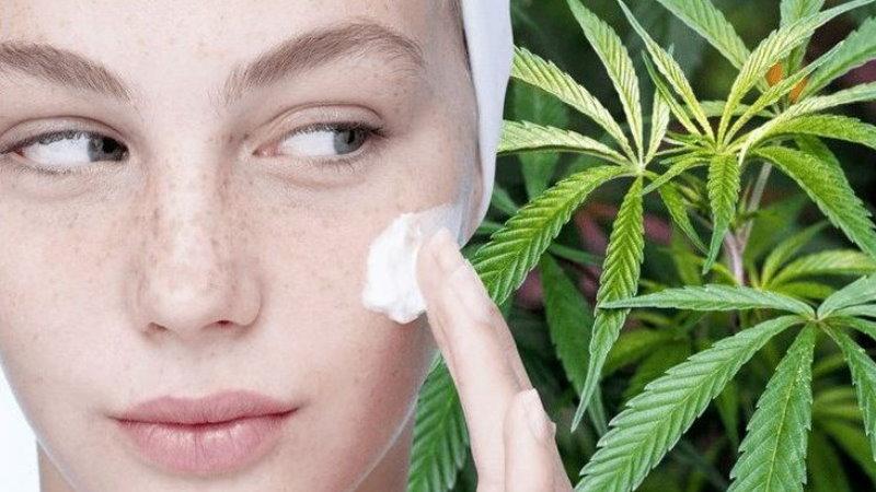 marihuana powoduje trądzik