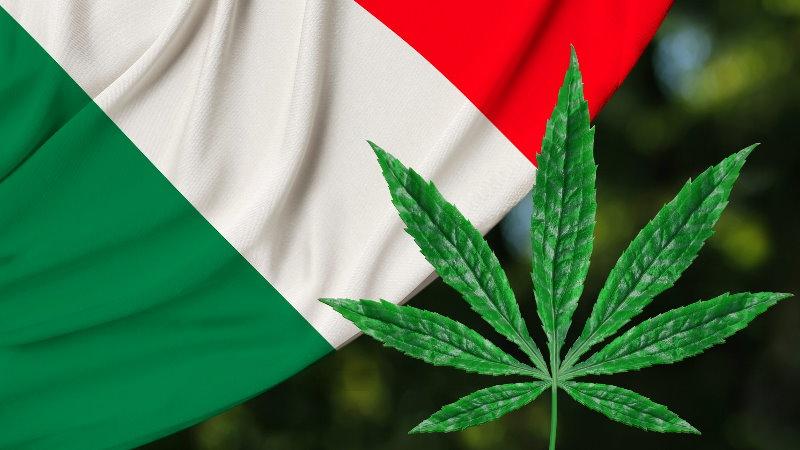 Włochy dekryminalizują